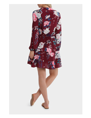 Steele - Peony Mini Dress