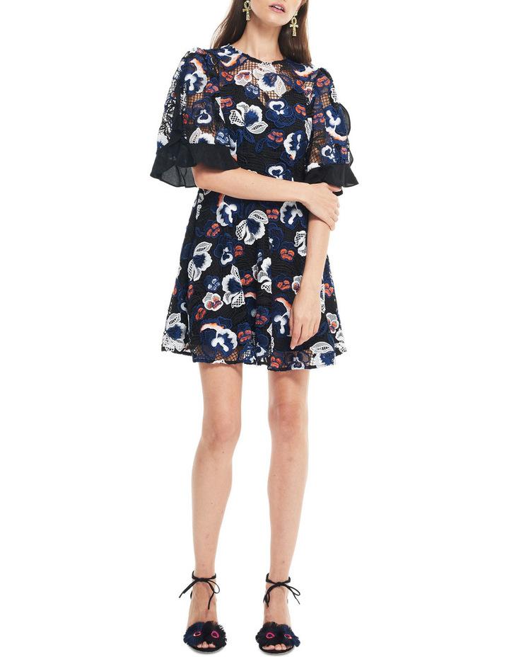Estee Multi Lace Mini Dress image 1