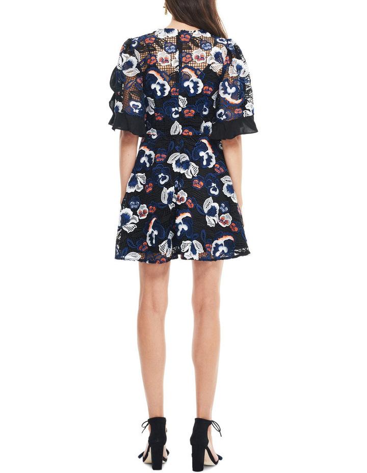 Estee Multi Lace Mini Dress image 2