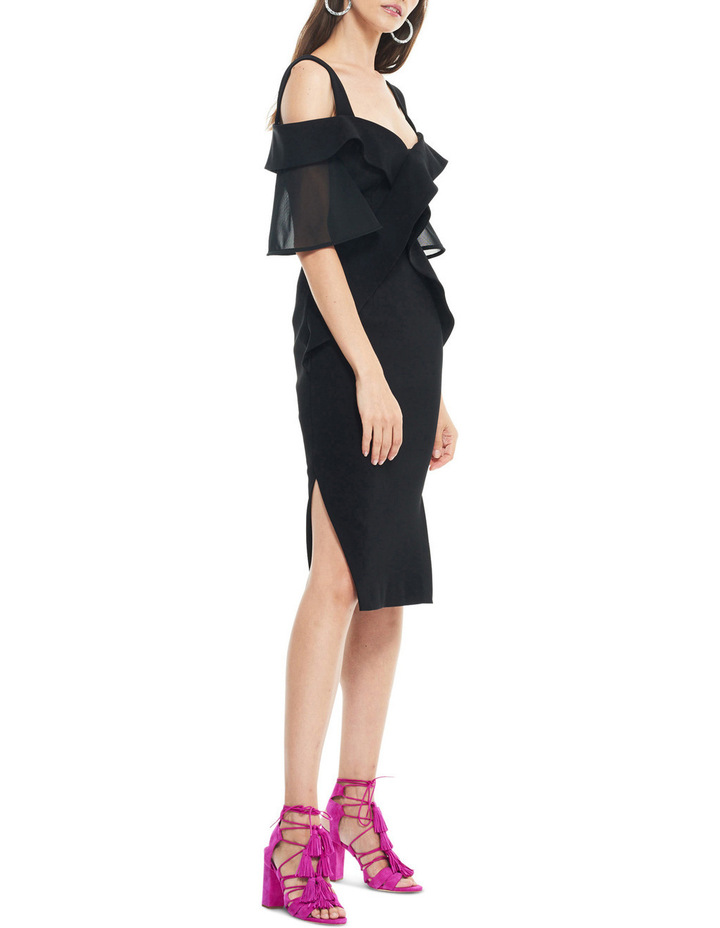 Staccato Contrast Bodycon image 2