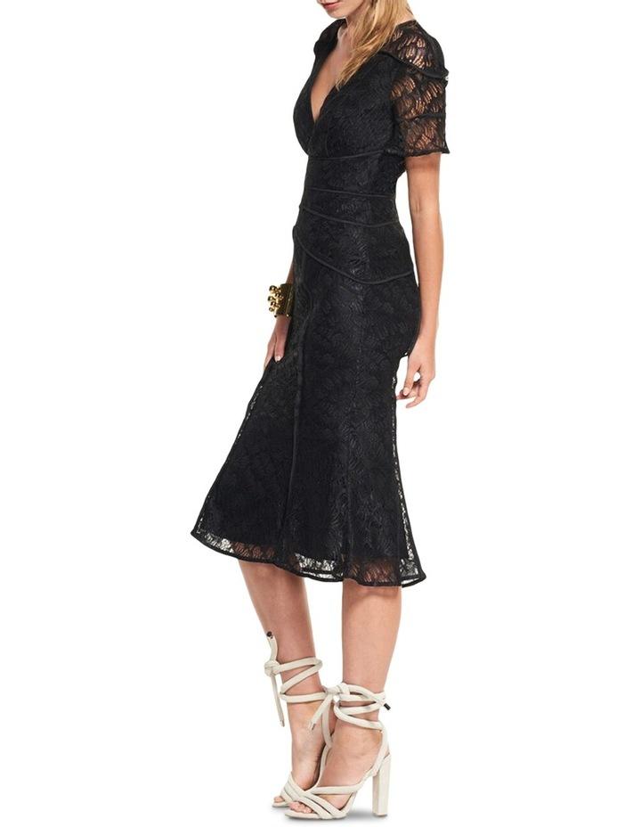 Rococo Lace Midi Dress image 2