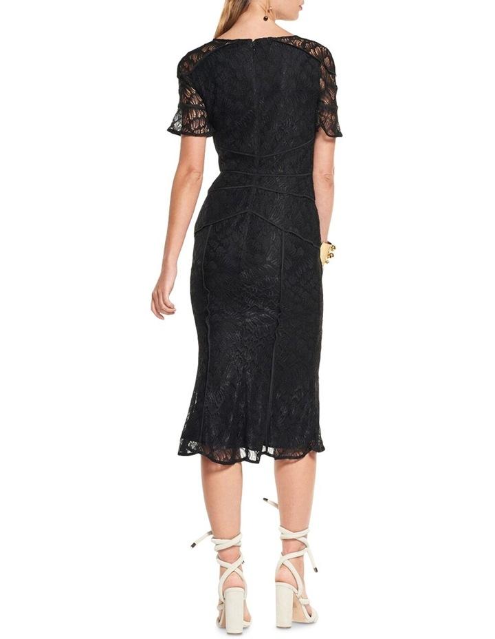 Rococo Lace Midi Dress image 3