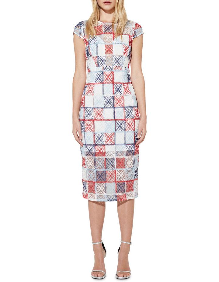 The Equal Angles Midi Dress image 1