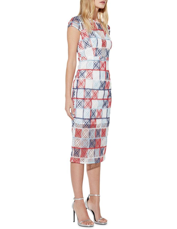 The Equal Angles Midi Dress image 2