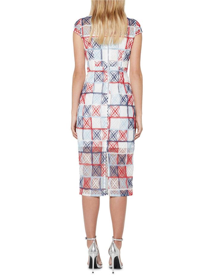 The Equal Angles Midi Dress image 3
