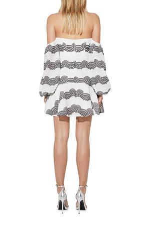 Mossman - The Half Moon Mini Dress