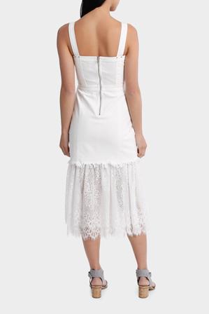 Steele - Sutton Denim Midi Dress