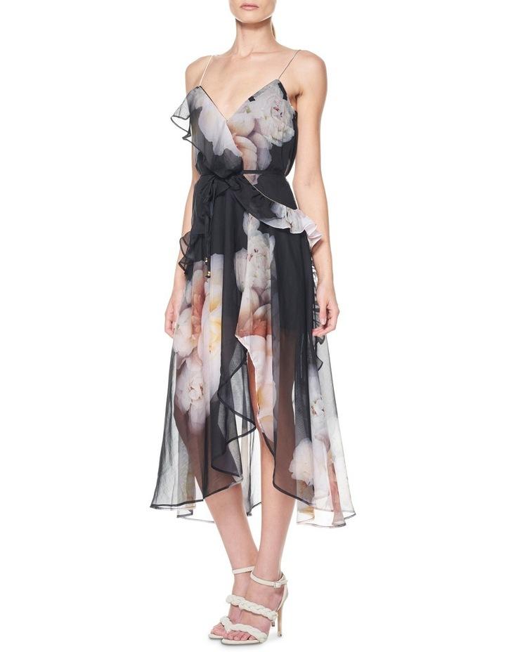 Lucille Floral Midi Dress image 1