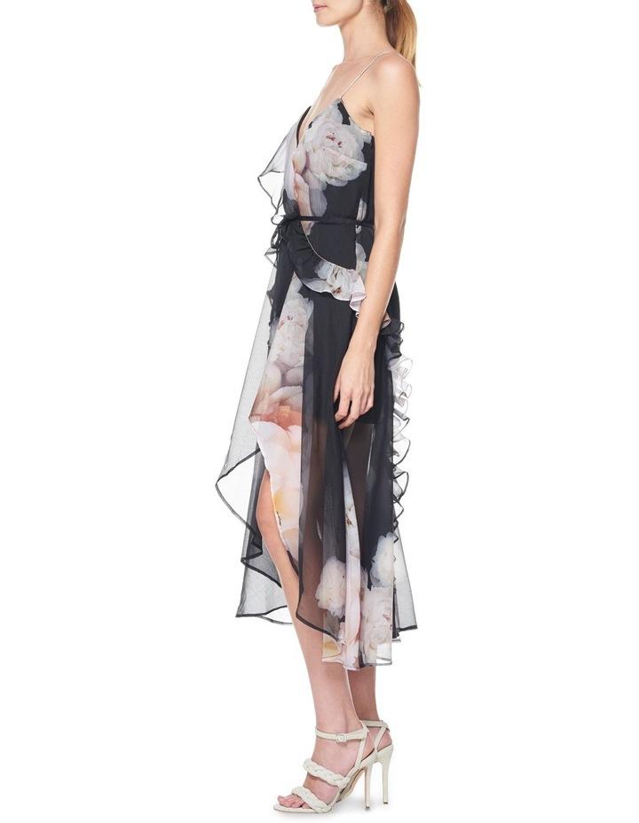 Lucille Floral Midi Dress image 2