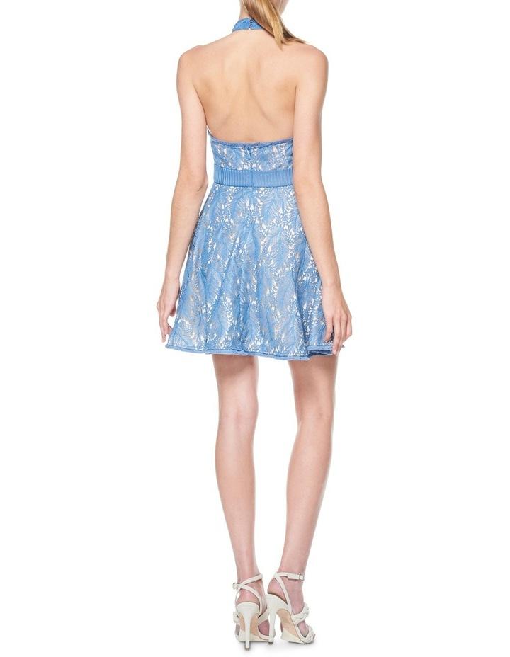 Delilah Halter Mini Dress image 3