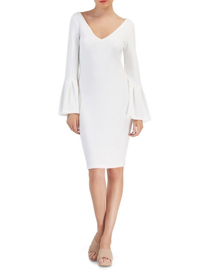 Signs Long Sleeve Dress image 1