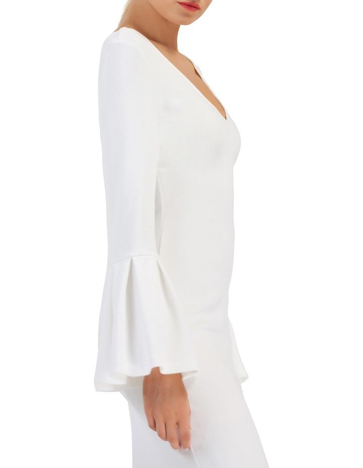 Signs Long Sleeve Dress image 5