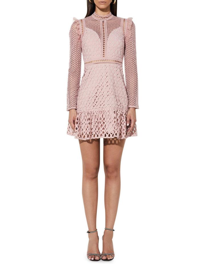The Visionary Mini Dress image 1