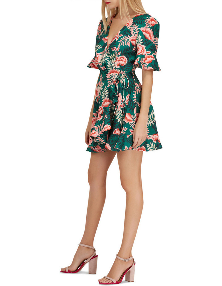 Songbird wrap dress image 2
