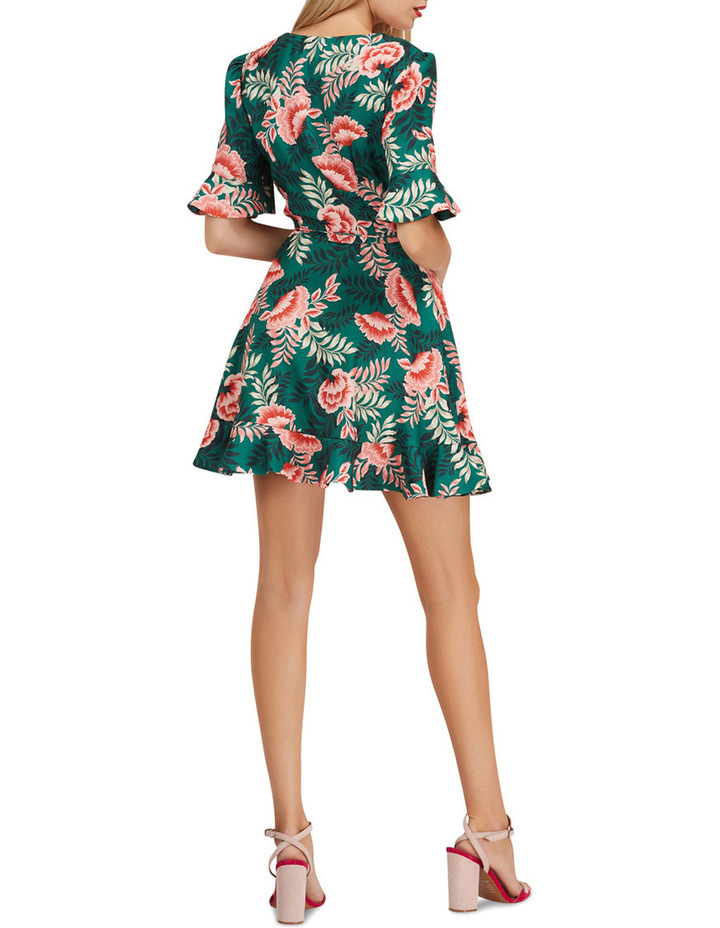 Songbird wrap dress image 3