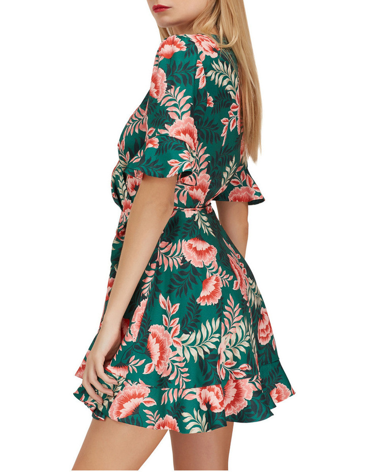 Songbird wrap dress image 6