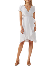 Demi Ruffle Dress