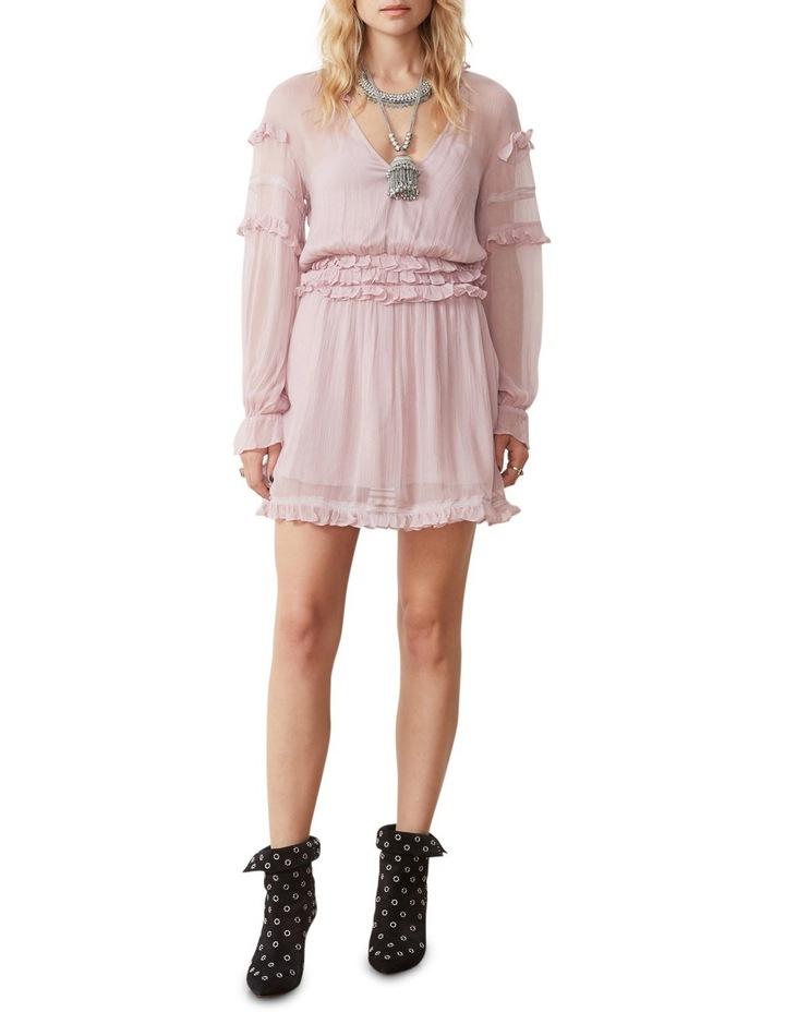 Calla Longsleeve Mini Dress image 1