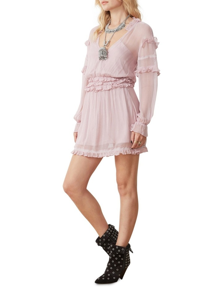 Calla Longsleeve Mini Dress image 2