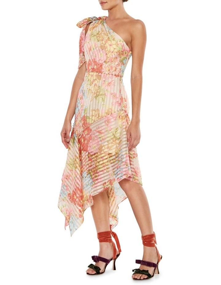 Floraison Midi Dress image 2