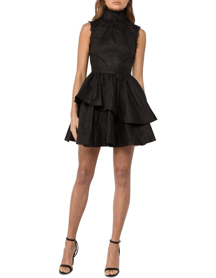 Organdy Pleated Dress image 1