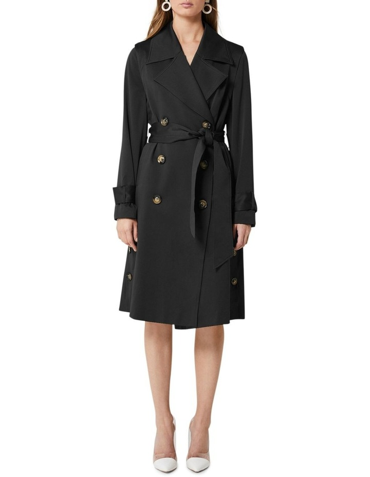 Decades Detachable Sleeve Trench image 1