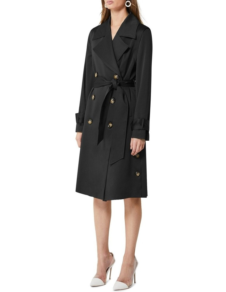 Decades Detachable Sleeve Trench image 2