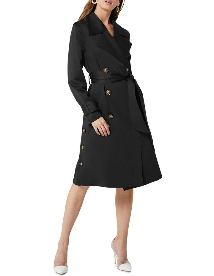 Decades Detachable Sleeve Trench image 4