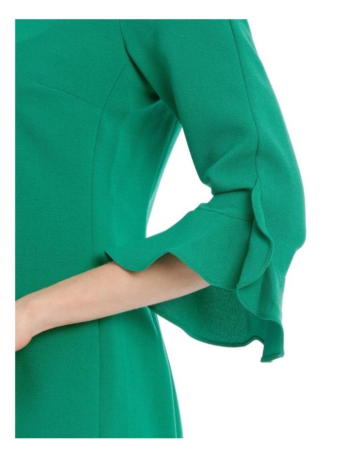 3/4 Tulip Sleeve Sheath image 4