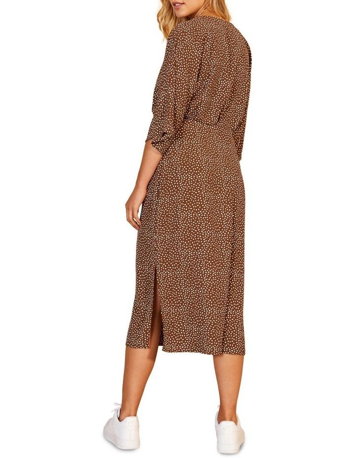 Verse Wrap Midi Dress image 2