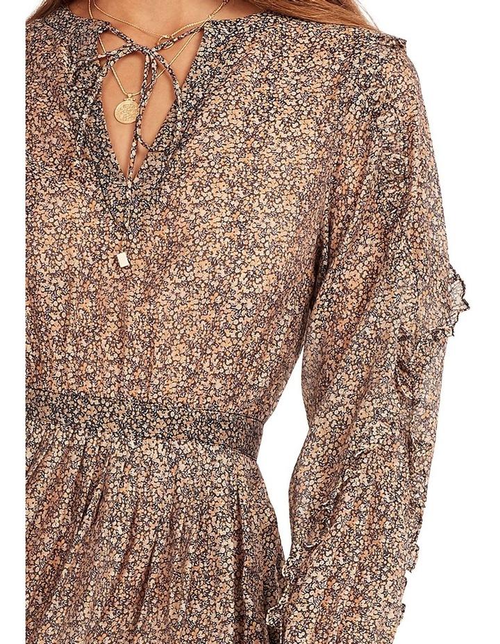 Floret Mini Dress image 4