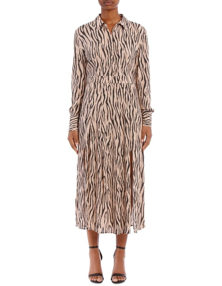Savannah Midi Shirtdress image 1
