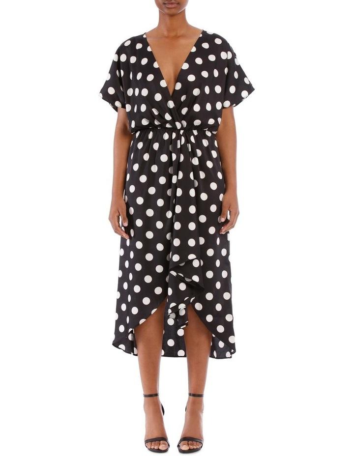 Olivia Wrap Midi Dress image 1