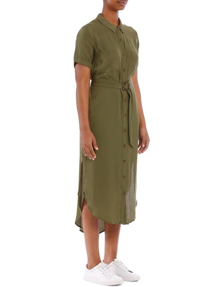 Odyssey Belted Shirtdress image 2