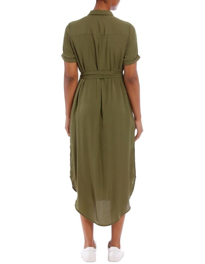 Odyssey Belted Shirtdress image 3