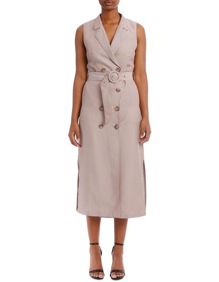 Marbella Belted Midi Dress image 1