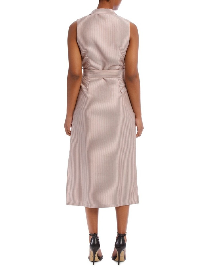Marbella Belted Midi Dress image 3