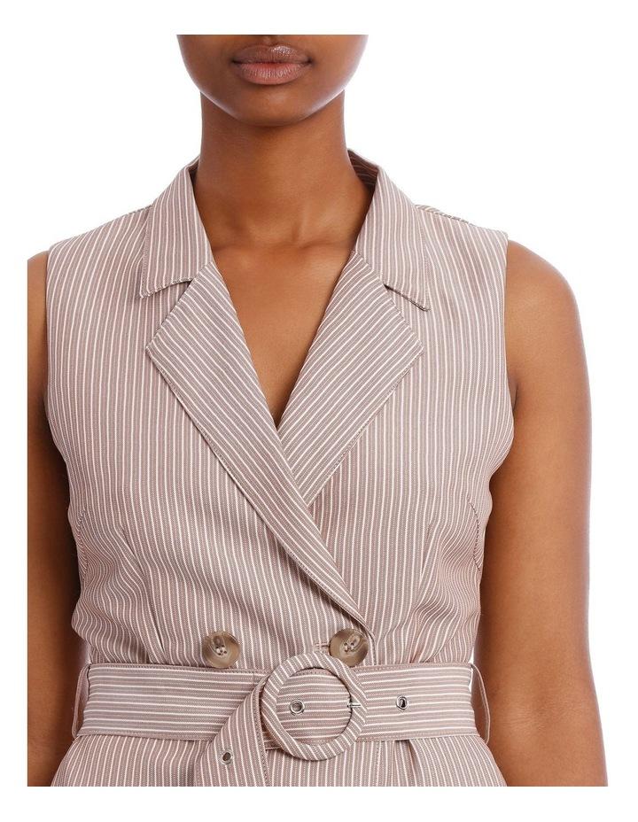 Marbella Belted Midi Dress image 4