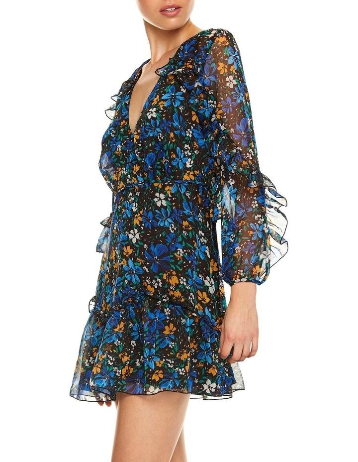 Higher Love Long Sleeve Mini Dress image 2