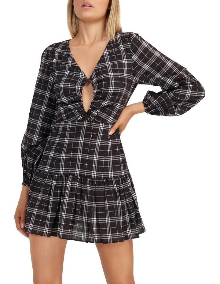 Sadie Long Sleeve Mini Dress image 2