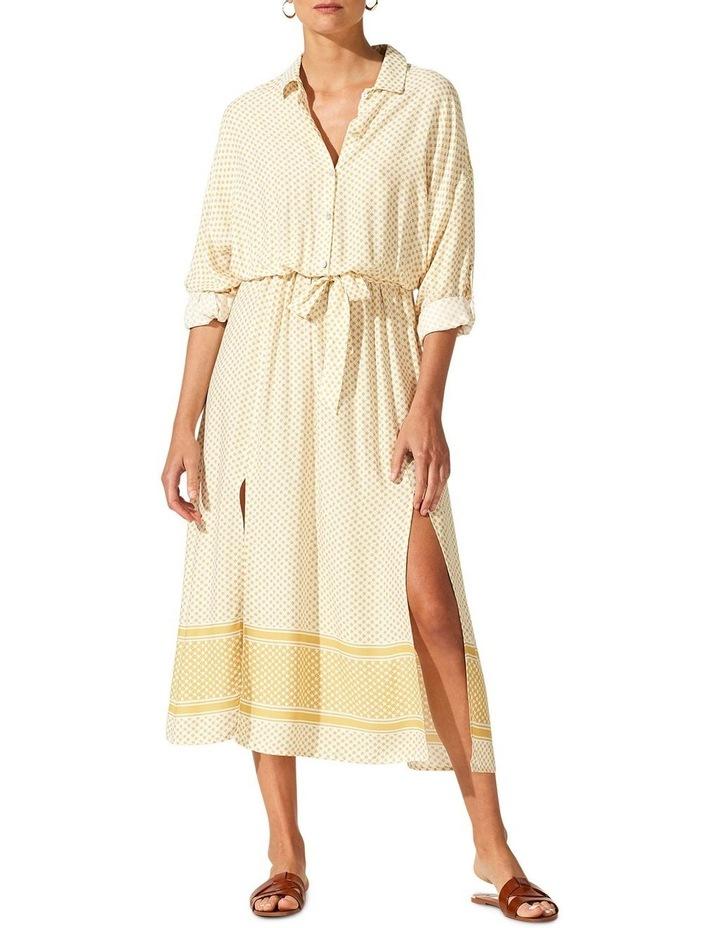 Tangier Maxi Shirt Dress image 1