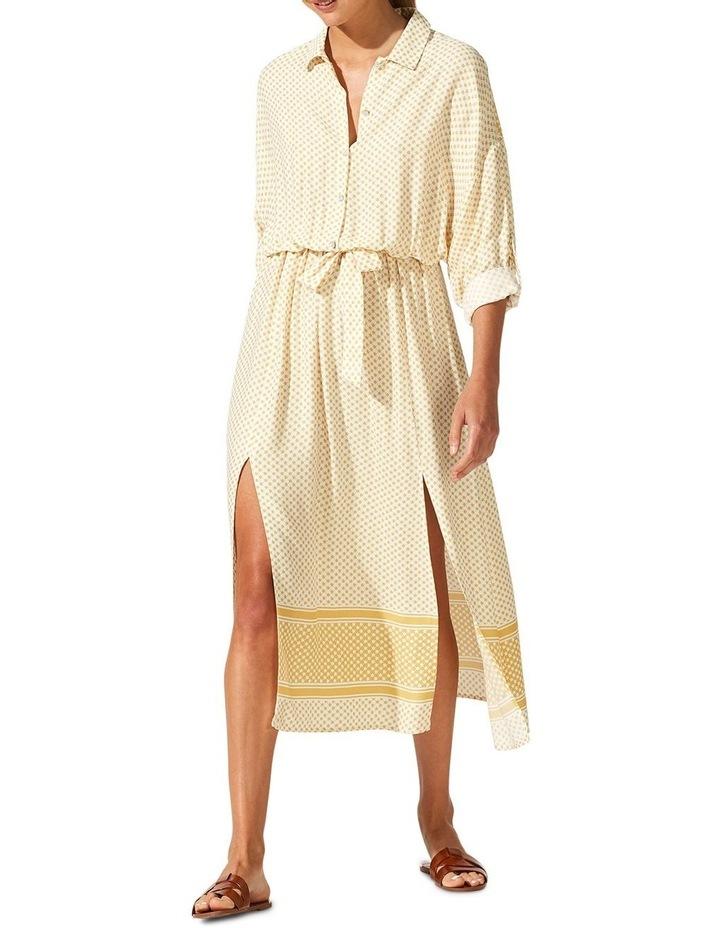 Tangier Maxi Shirt Dress image 2