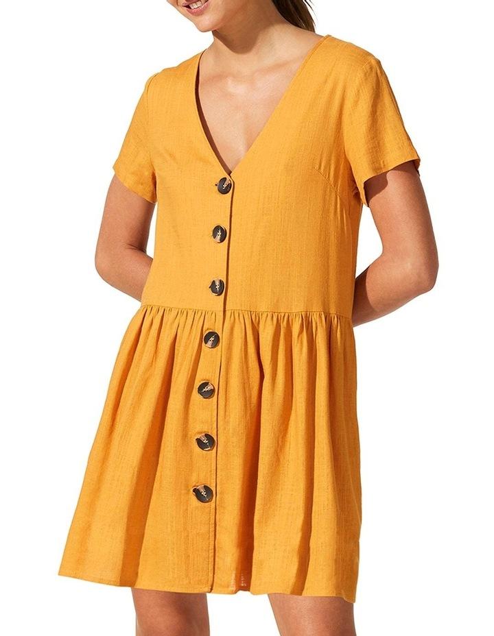 Golden Hour Mini Dress image 1