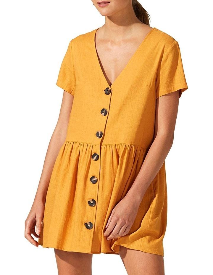 Golden Hour Mini Dress image 2
