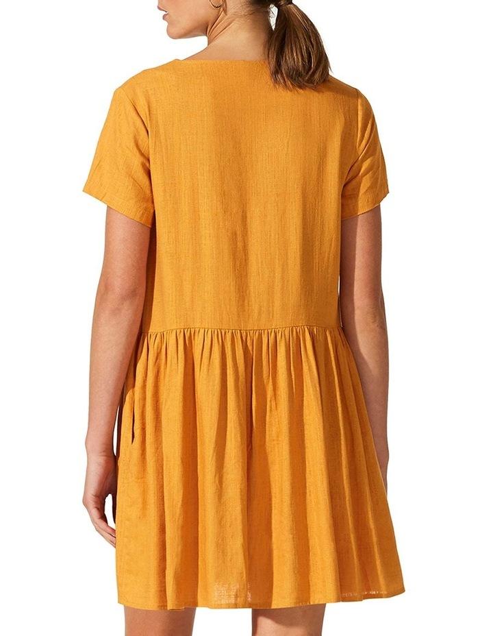 Golden Hour Mini Dress image 3