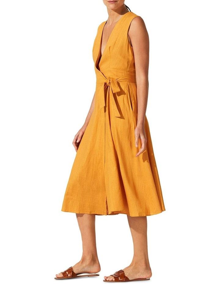 Golden Hour Wrap Dress image 2