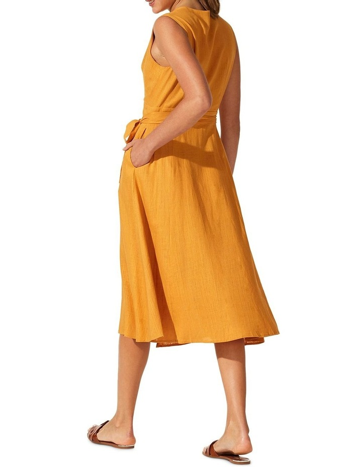 Golden Hour Wrap Dress image 3