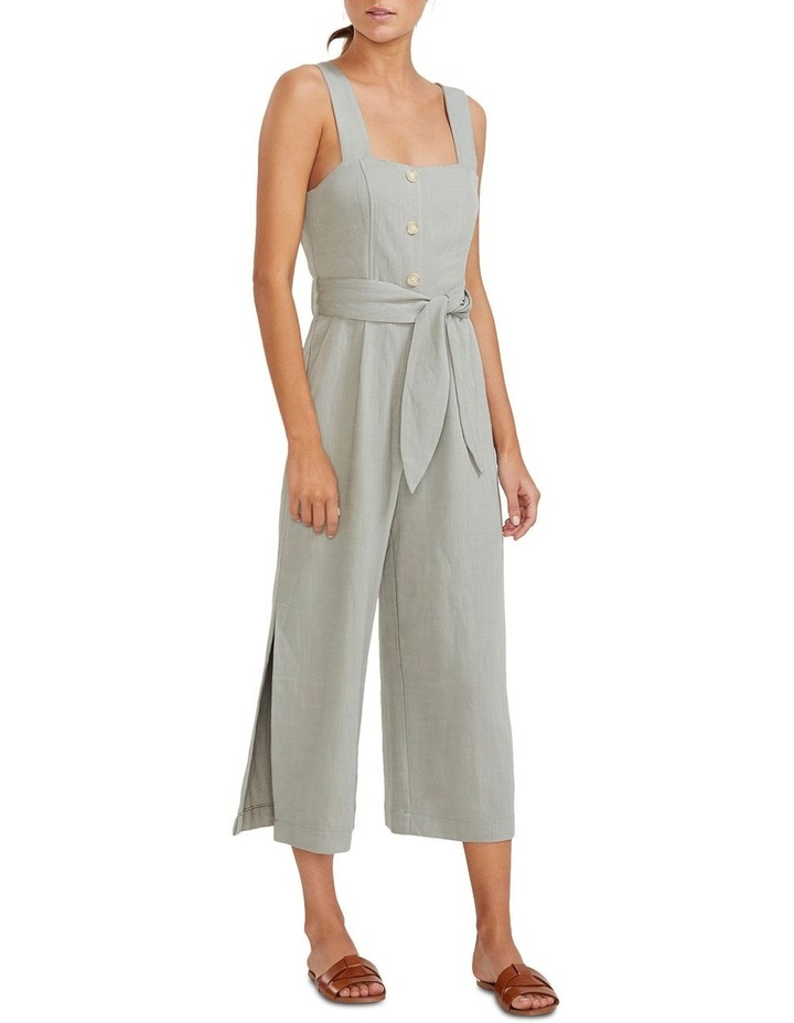 Avery Cropped Jumpsuit image 1