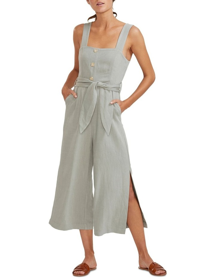 Avery Cropped Jumpsuit image 2