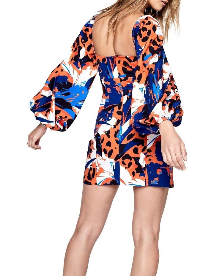 The Untamed Mini Dress image 4